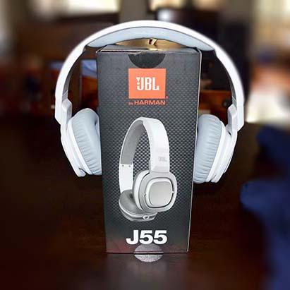 JBL J55 and Box