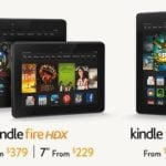 Amazon refreshes Kindle Fire HD, launches Kindle Fire HDX tablets