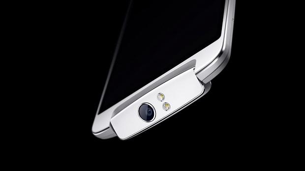 Oppo N1 rotating camera