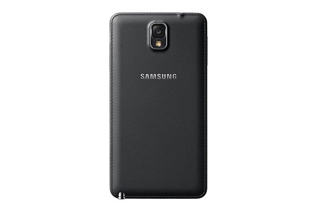 Samsung Galaxy Note 3 Back