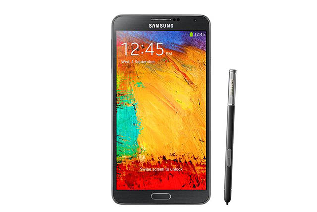 Samsung Galaxy Note 3 Front