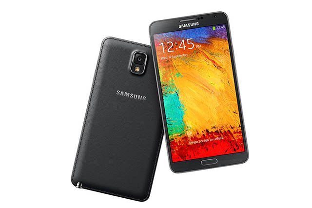 Samsung Galaxy Note 3 Glamor Shot