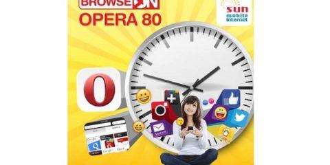 Sun Opera 80