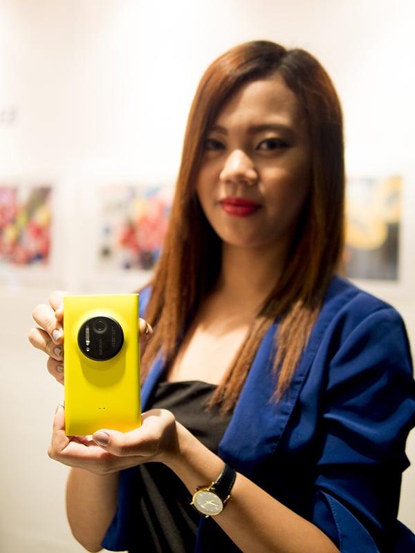 Cases of Nokia Lumia 1020
