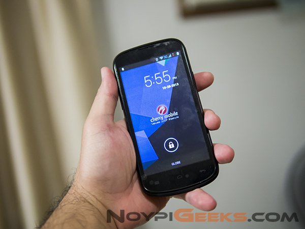 Cherry Mobile Burst 2.0 Review - NoypiGeeks