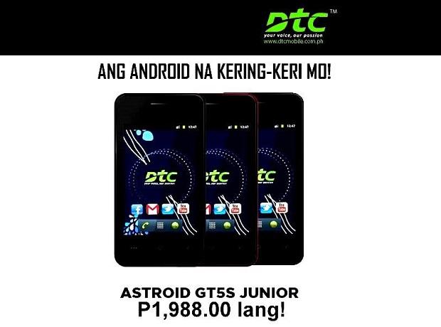 Astroid GT5S Junior