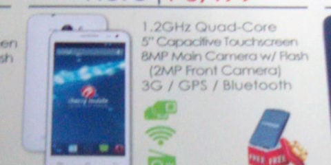 Cherry Mobile Hero Leak Featured