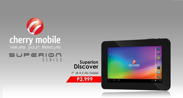 Cherry Mobile Superion Discover