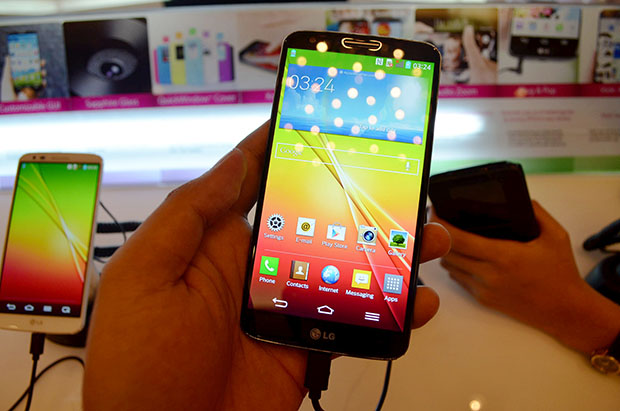 LG G2 Hands-on Preview