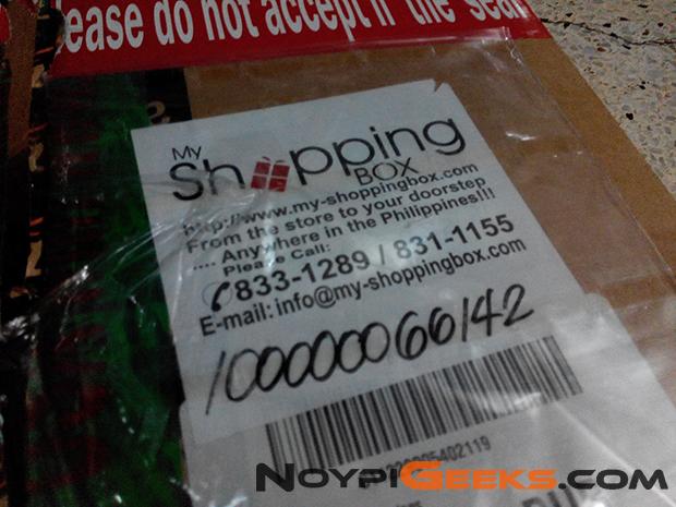 My-ShoppingBox