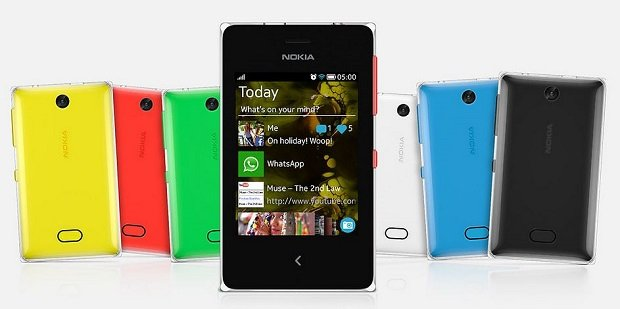 Nokia Asha 500, 502 and 503, The Information