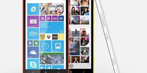Nokia Lumia 1320 2