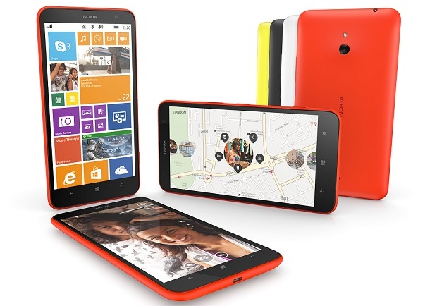 Nokia Lumia 1320: a 6-inch, Windows Phone phablet with mid ...