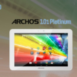 Archos Announced New Tablets for the Platinum Family: 80b, 101, and 97b Platinum HD