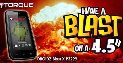 Torque Droidz Blast X - Have a Blast