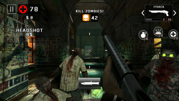 Dead Trigger 2 FPS Game Review