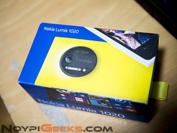 Specs, Price, Review - Nokia Lumia 1020