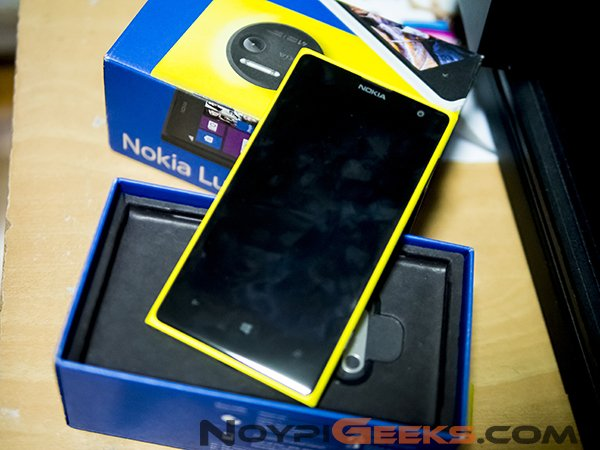 Nokia Lumia 1020 Review - NoypiGeeks