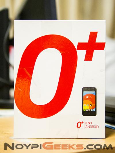O+ 8.91 Box