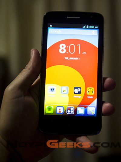 O+ 8.91 Android Smartphone