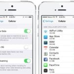 How to disable cellular data usage for certain apps in iOS 7