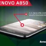 Lenovo A850: quad-core CPU, Android 4.2.2 Jelly Bean, 5.5-inch IPS LCD, Php9,999