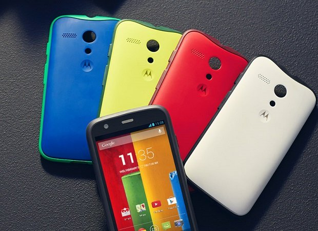 Motorola Mota G back covers