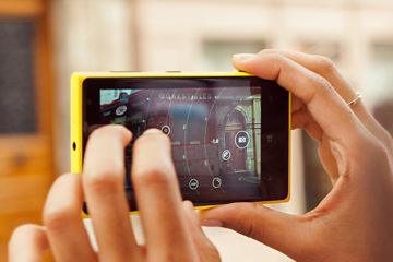 Nokia Lumia 1020 Nokia Pro Camera settings