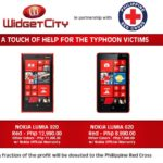 Widget City, Red Cross launch fundraising program for Yolanda victims