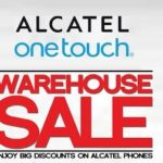 Alcatel One Touch Warehouse Sale begins today!