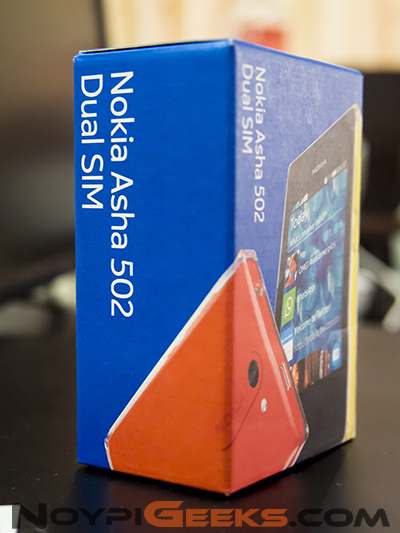 Nokia Asha 502 Review - NoypiGeeks 2