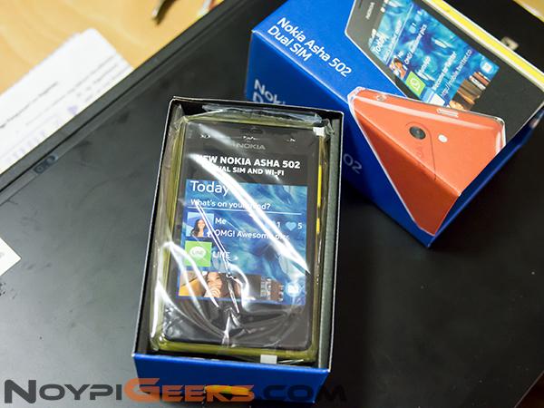 Nokia Asha 502 Review - NoypiGeeks 4