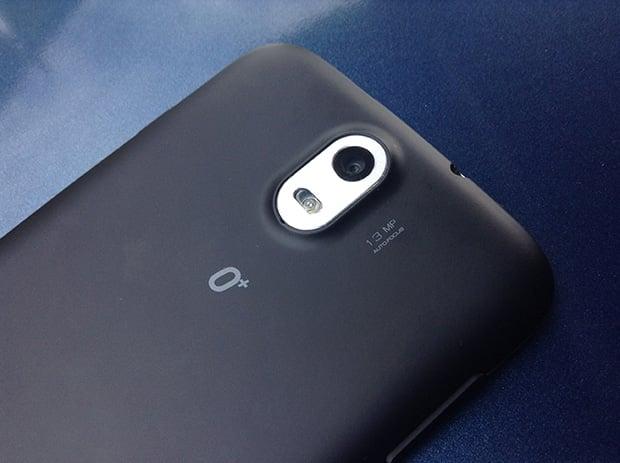 Camera of O+ 8.16