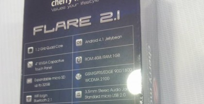 Cherry Mobile Flare 2.1 Featured