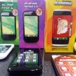 Cherry Mobile Amber, Jade, Gem: affordable dual-core smartphones