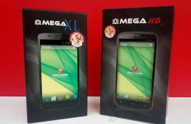 Cherry Mobile Omega XL, Omega HD 2X
