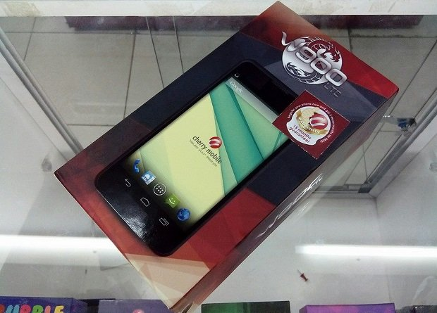 Cherry Mobile W900 LTE goes for sale