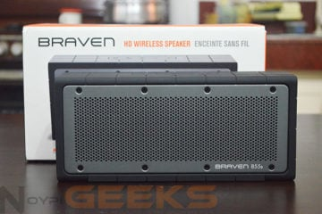 Braven 855s Front with Box