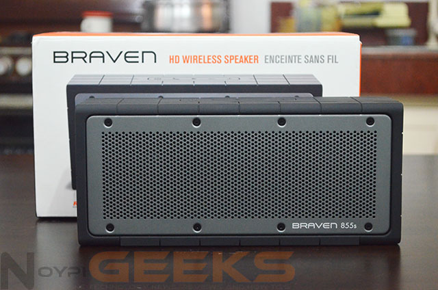Portable iWave TITAN USB Powered Speaker System