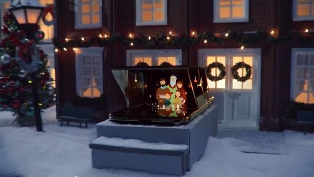 Galaxy Note 3 Holiday Reflections