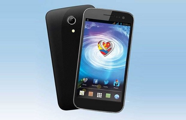 MyPhone Cyclone launched: 5-inch qHD display, 1.3GHz quad-core CPU, 4.2 Jelly Bean