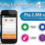 MyPhone Storm: A 4 Inch Smartphone for Under Php3k