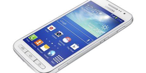 Samsung Galaxy Core Advance Pearl White