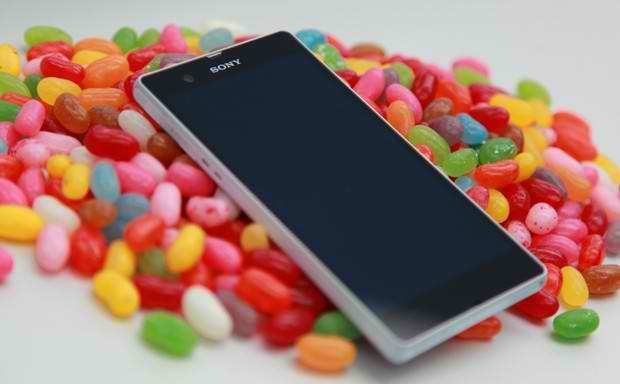 Sony Xperia Z 4.3 Jelly Bean