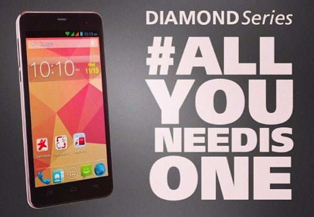 Starmobile Diamond D2 is company's largest phablet yet