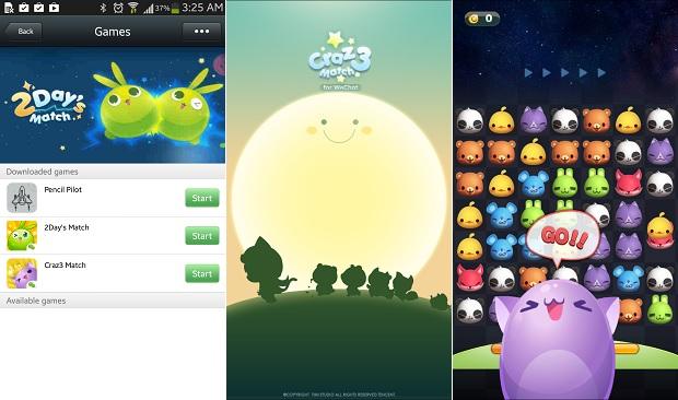 WeChat Craz3 Match