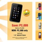 MyPhone WAREHOUSE SALE! Get up to 55% off on selected MyPhone units!