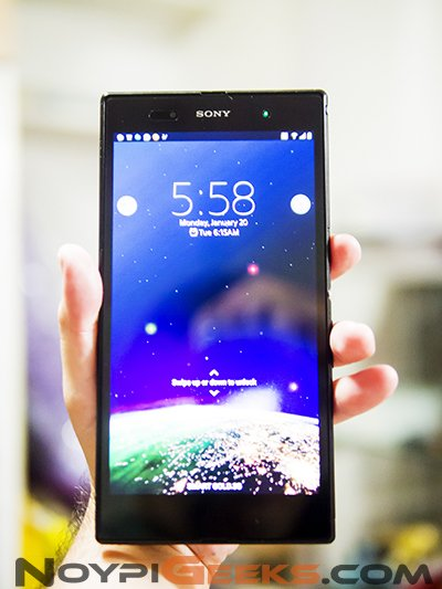 Sony Xperia Z Ultra Review NoypiGeeks PH