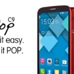Alcatel OneTouch Pop C9 announced: mid-range Android phablet with quad-core processor