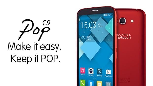 Alcatel OneTouch Pop C9 specs | NoypiGeeks